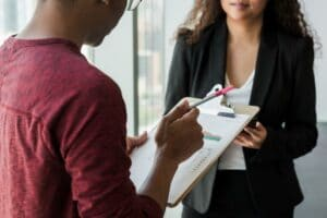 Resolution of individual employee conflict may require individual action